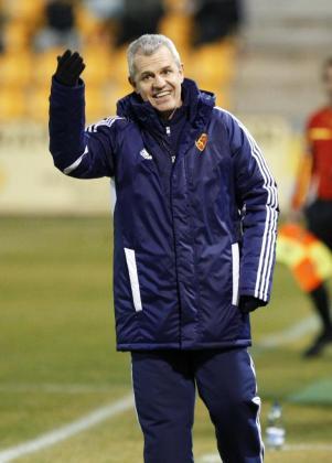 Fotografía de archivo del 13 de Diciembre de 2011 del ex entrenador del Real Zaragoza, Javier Aguirre.
