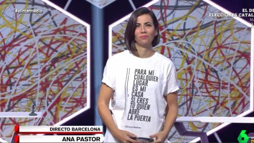 El tremendo corte de Ana Pastor a un 'hater'.