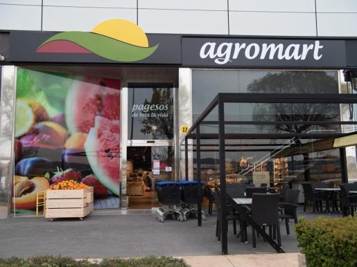 Nueva tienda de Agromart en el polígono de Son Rossinyol.