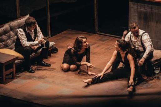 El Teatre Xesc Forteza acoge 'La marca de Caín'.