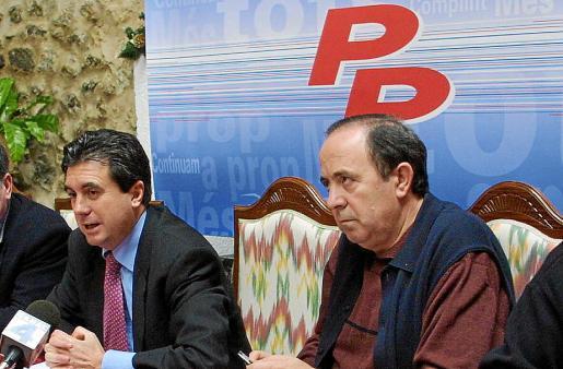 Jaume Matas y José María Rodríguez están imputados en el 'caso Ibatur'