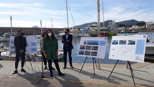 El proyecto contempla el traslado de los almacenes de los pescadores y las oficinas de venta de tíquets.