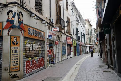 Muchos ciudadanos de Baleares estuvieron en ERTE en 2020.