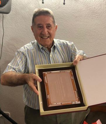 Antonio Palomino Navas.