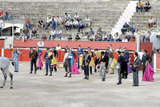La última cita taurina en Inca fue el festival en homenaje a Dámaso González, celebrado en octubre de 2019 con la participación de conocidos toreros. Organizado por el torero Campanilla, resultó polémico y acabó con la petición de una multa a la organización.
