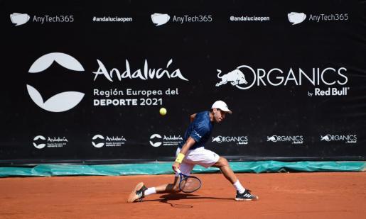 A pesar de la derrota, Muna se ha ganado una plaza para el Andalucía Open que se inició también este domingo en su fase de clasificación.