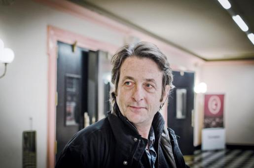El actor Ramon Madaula, uno de los protagonistas de la serie 'Isabel' de TVE, posó en el Teatro Romea de Barcelona.