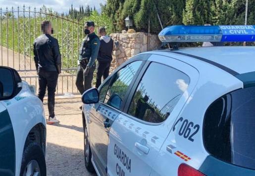La Guardia Civil ha realizado numerosas intervenciones durante el fin de semana.