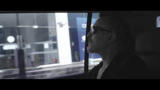 Miguel Bosé ofrece una entrevista a Jordi Évole.