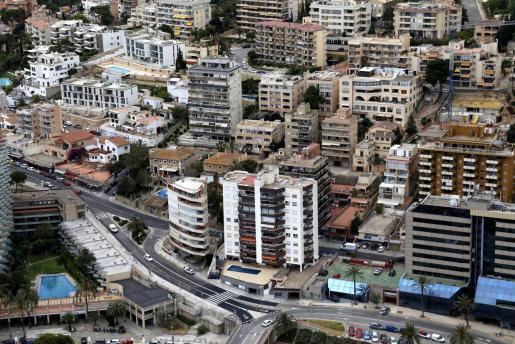 El precio medio de la vivienda en las islas se situó en 2.324 euros/m2 el último trimestre del año pasado.