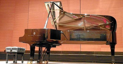 El Ajuntament de Santa Eulària compró hace más de quince años el instrumento, uno de los más valorados por músicos para conciertos, mediante un 'renting' con opción a compra.