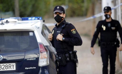 La Policía Nacional procedió a la detención del menor argelino en Palma.