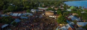Indonesia busca a supervivientes de las inundaciones que se han cobrado ya 138 vidas