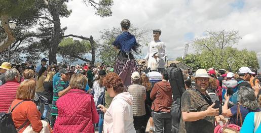 El Pancaritat de Santa Magdalena no se celebrará por segundo año consecutivo debido a la pandemia. La última edición que contó con público y todos los eventos que se celebran durante la jornada festiva tuvo lugar el 28 de abril de 2019. Para este año se han programado varias actividades virtuales y alternativas.