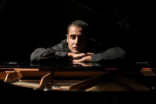 Álvaro Chaves en concierto en La Movida.