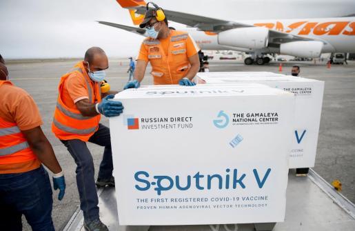 Alemania ya ha firmado un acuerdo para adquirir dosis de la vacuna rusa Sputnik V.