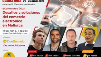 Ultima Hora presenta 'eCommerce 2021: desafíos y soluciones del comercio electrónico en Mallorca'