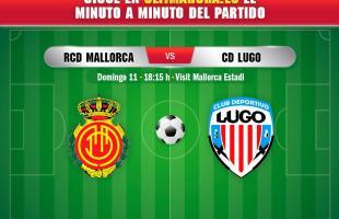 DIRECTO | Real Mallorca-CD Lugo
