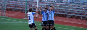 El Atlético Baleares asalta Villanueva de la Serena y la segunda plaza
