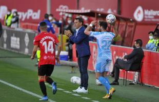 Luis García: «Mi única calculadora es llegar a 84 puntos»