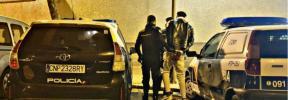 Detenido por atracar de madrugada a un hombre en La Soledad Nord