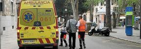 El príncipe alemán acusado de estafa en Palma deja el juicio en ambulancia