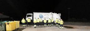 Los trabajadores de la recogida de basuras de Son Servera reclaman mejoras salariales