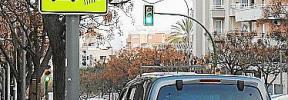 La recaudación por multas cayó un 42 % en Palma en 2020