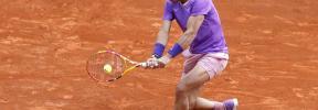 Nadal arrolla a Dimitrov y pasa a cuartos en Montecarlo