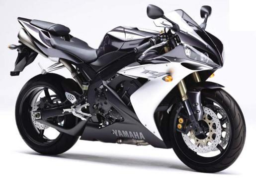 Modelo de motocicleta.