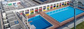 El IME informa a clubes y la Federación Balear del plan para la reapertura de las piscinas de Son Hugo