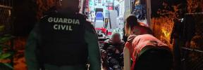 La Guardia Civil rescata a una mujer en Sencelles que se estaba asfixiando tras inhalar gases en su casa