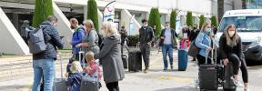 Las compañías aéreas cambian sus vuelos a Mallorca para evitar el toque de queda en Alemania