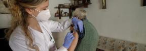 Salut ha puesto 44.510 vacunas en siete días