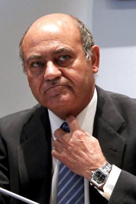 Fotografía de archivo (Madrid 11/06/2010) del expresidente de la CEOE Gerardo Díaz Ferrán.