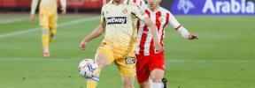 Empate entre el Almería y el Espanyol, el punto perfecto para el Mallorca