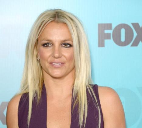 La cantante estadounidense, Britney Spears.