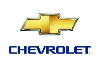 Venta al detalle de automóviles de turismo de la marca Chevrolet.