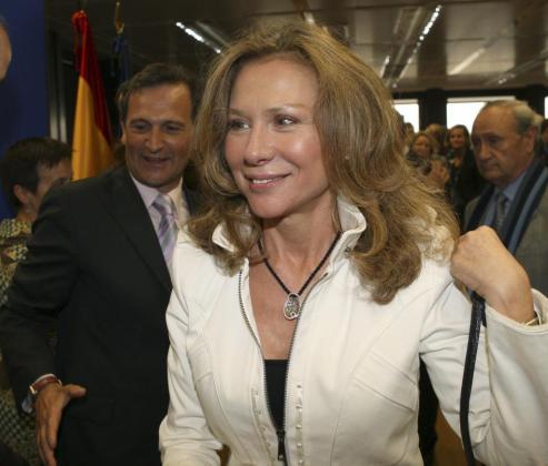 La empresaria Alicia Koplowitz, en una imagen de archivo.