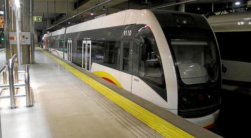 Los trenes Vossloh se utilizarán por primera vez el próximo 27 de diciembre.