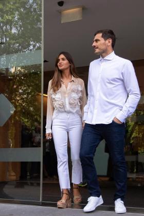 Iker Casillas se pronuncia sobre su divorcio