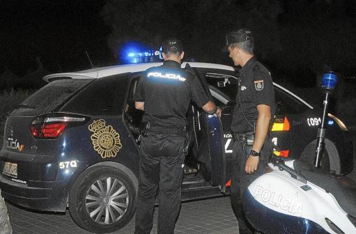 El arresto fue llevado a cabo por los 'zetas' de distrito centro y la investigación, por el Grupo de Atracos.