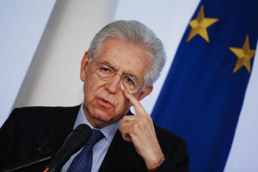 Fotografía de Mario Monti.