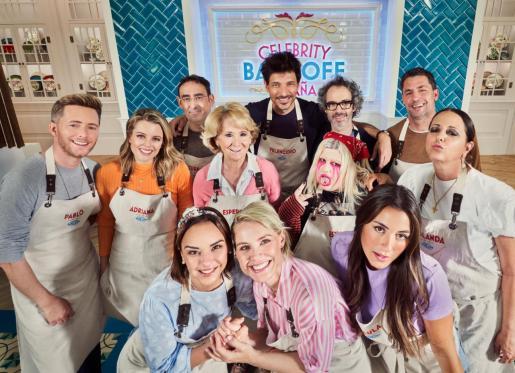 Chenoa participará en 'Celebrity Bake Off',