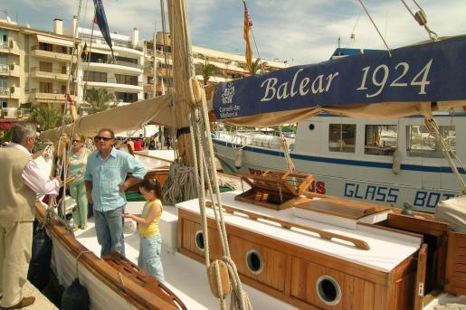 En la muestra flotante se podrán contemplar embarcaciones modernas y tradicionales.
