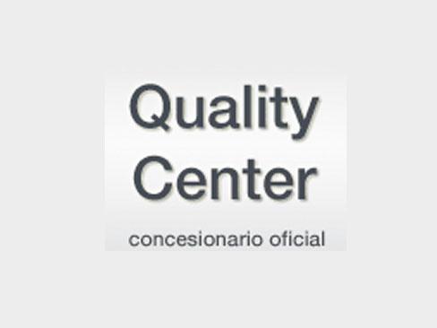 Quality Center ofrece un servicio rápido de reparación.