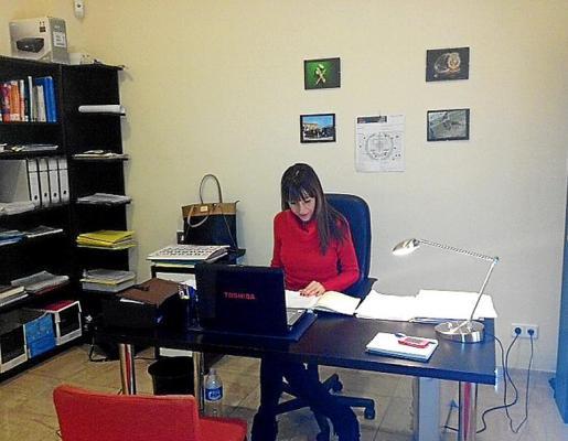 Marta Rosselló, responsable de la academia Global Formació.