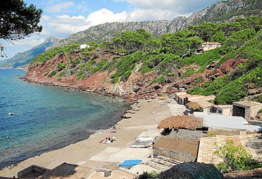 El tribunal cuestiona el valor paisajístico de las casetas del Port des Canonge.