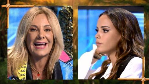 El ataque de Gloria Camila a Belén Ro: «Si tú no fueras tan come culos»
