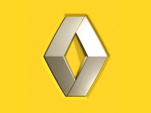 Logotipo identificativo de Renault.